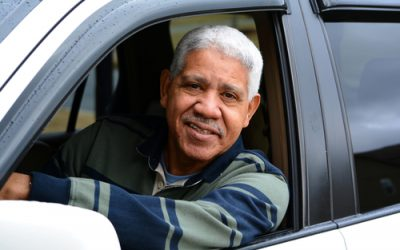 Tips for disabled and elderly drivers