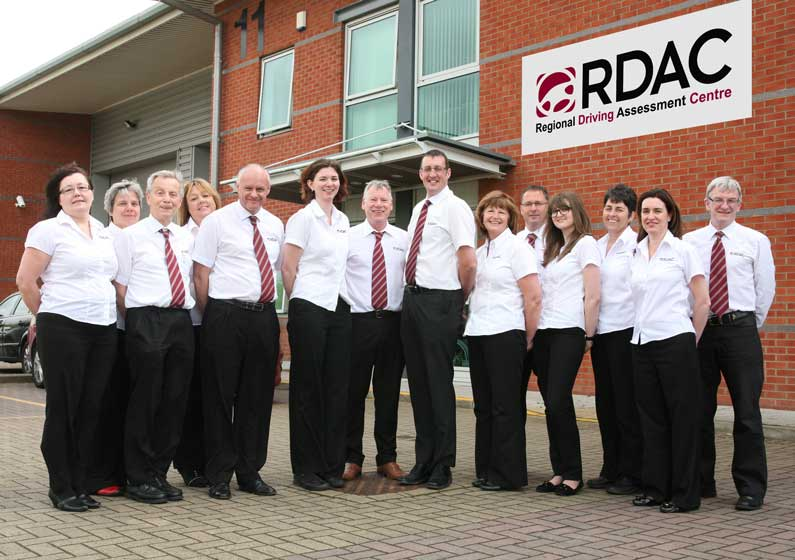 RDAC group photo