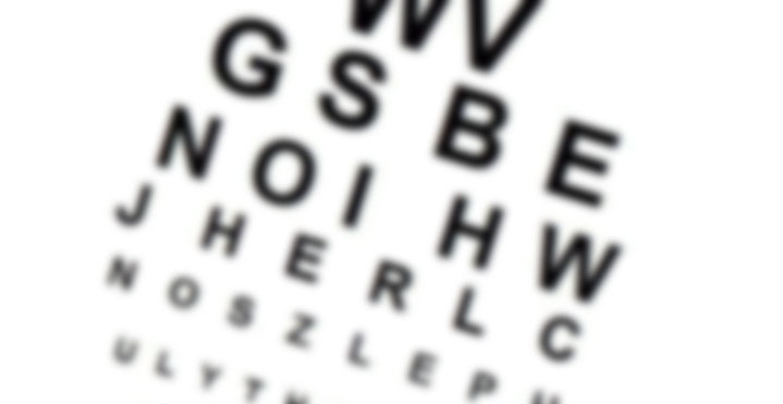 Driver eyesight tests –  should they be compulsory?