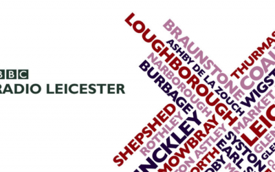 Driving mobility interview for BBC Radio Leicester