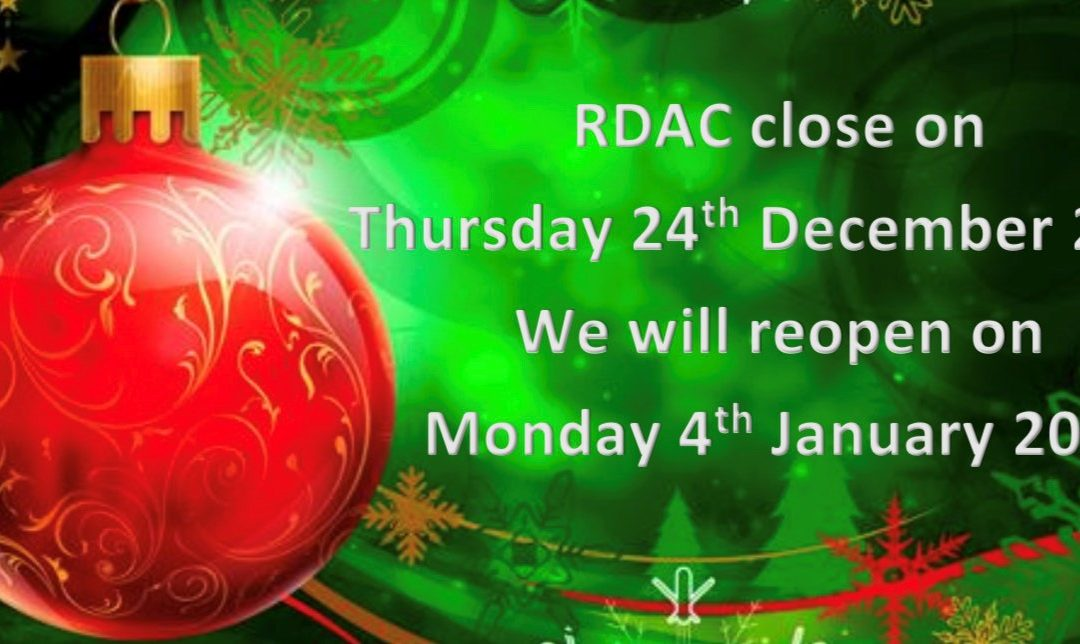 Christmas Closure